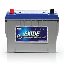 Exide Marine Deep Cycle Battery
