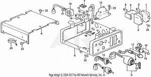 Honda Es4500 A Generator  Jpn  Vin  Es4500