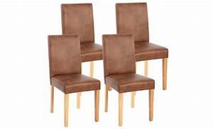 Chaise De Salle À Manger Pas Cher : chaise salle a manger pas cher lot de 4 digpres ~ Dallasstarsshop.com Idées de Décoration