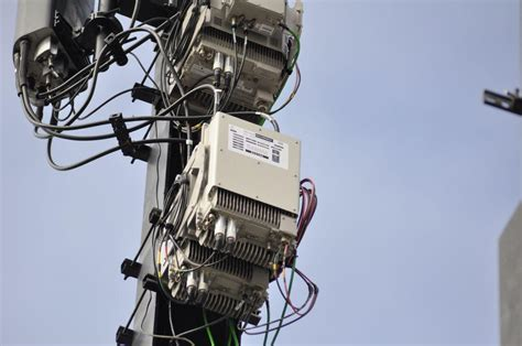 How To Spot Sprint Antennas And Rrus (alcatel-lucent