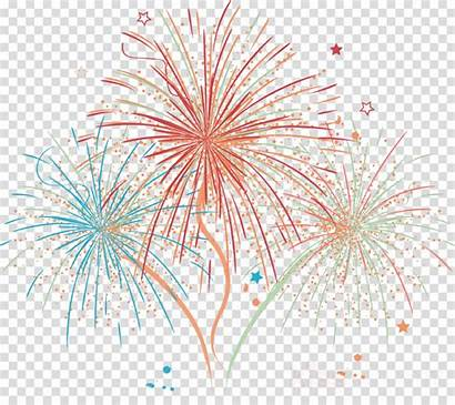 Transparent Clip Eve Years Clipart Firework Circle
