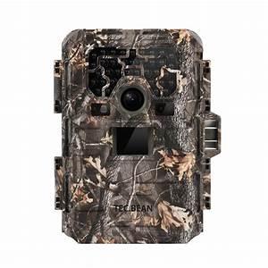 Camera Surveillance Infrarouge Vision Nocturne : tec bean 12 mp hd 1080p cam ra de chasse imperm able surveillance infrarouge sans luminosit ~ Melissatoandfro.com Idées de Décoration