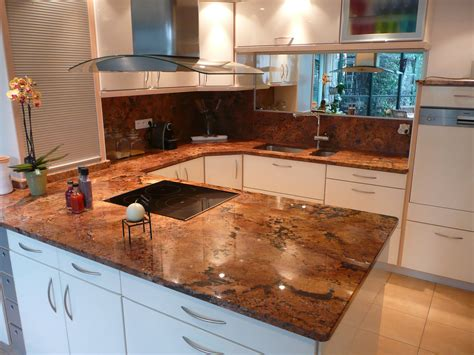 marbre cuisine cuisine avec marbre noir