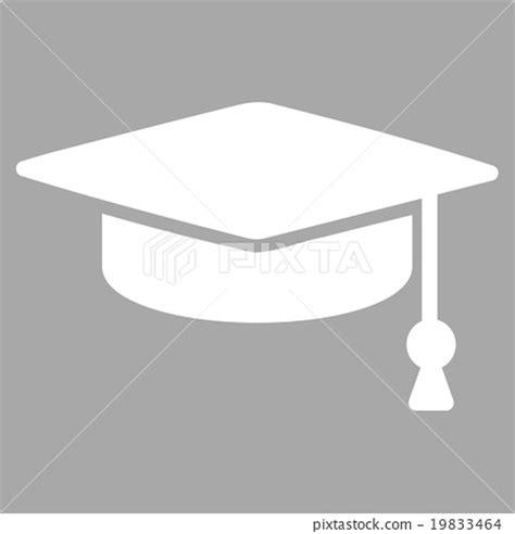 14995 graduation cap icon vector graduation cap vector icon stock illustration 19833464