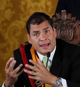 I Was Here.: Rafael Correa