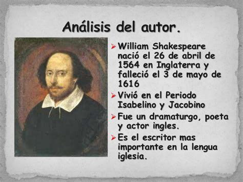 William Shakespeare Resumen De Obras by Hamlet De William Shakespeare