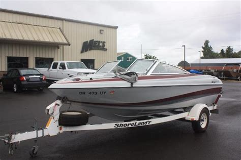 Used Outboard Motors Eugene Oregon by For Sale Used 1993 Blue Water 16 Bow Rider In Eugene