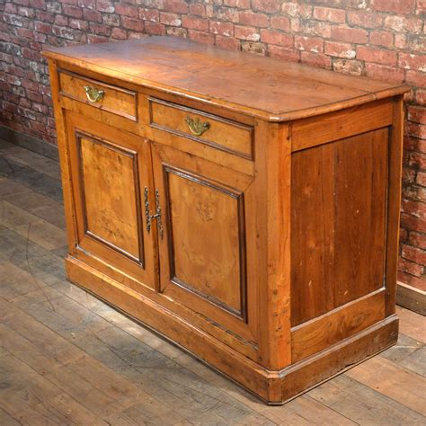 Antique Sideboard Buffet For Sale by Antique Sideboard Continental Elm Buffet Country Cupboard