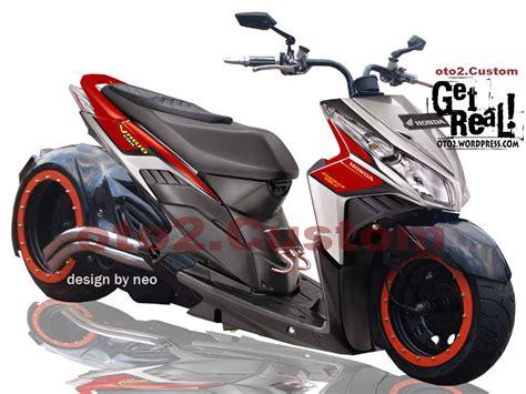jual motor honda vario cw march 2010 gambar foto modifikasi motor daftar harga