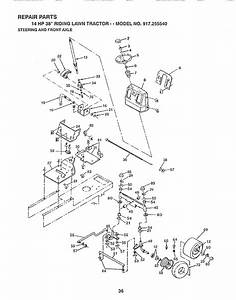 Craftsman 917255540 User Manual Mower Manuals And Guides