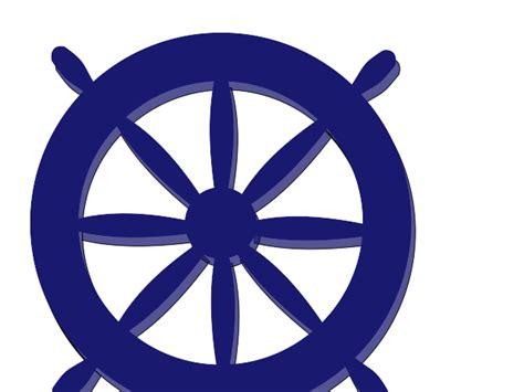 Ships Wheel Clip Art