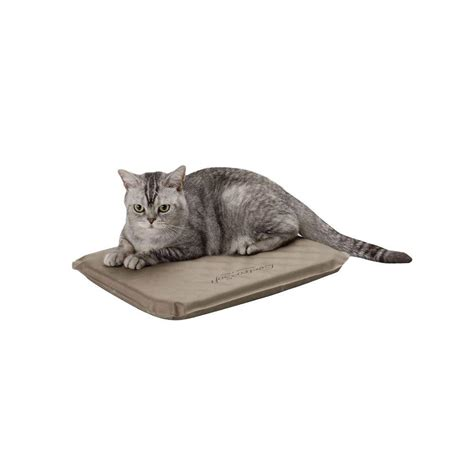 k h pet products lectro soft small brown outdoor heated