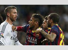 The Nasty Boys Ramos and Pepe tarnish Real Madrid's rich