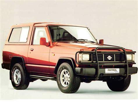 Check spelling or type a new query. Nissan Patrol: historia y curiosidades del 4x4 más mítico ...