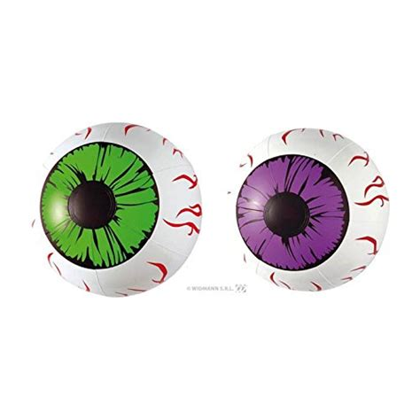 inflatable eye 35cm halloween theme inflatable blow up