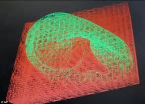 3D Printers Printing Human Body Parts