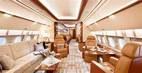 5 Most Expensive Luxury Private Jets In The