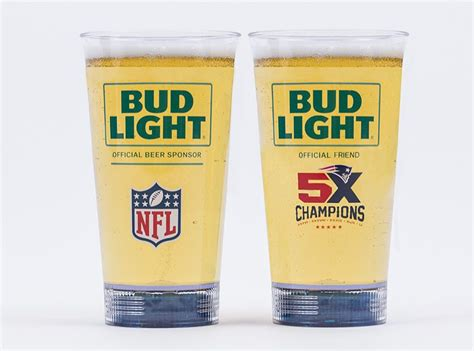 bud light touchdown glass bud light imagines how great or not it would be to have