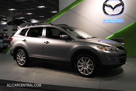 mazda international mazda cx 9 2009 cars girls entertainment