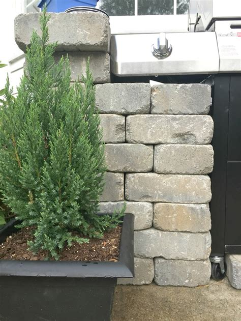 how to create a diy outdoor kitchen emily a clark