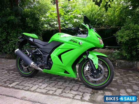 Second Hand Kawasaki Ninja 250r In Mumbai. Bike Is In