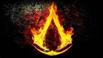 Creed Assassin Fire Animated Desktophut Wallpapers App
