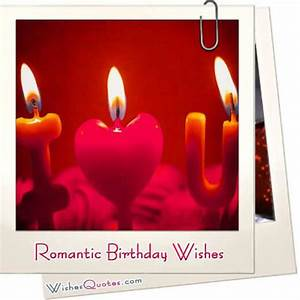 Romantic Birthday Wishes to Inspire the Perfect Message