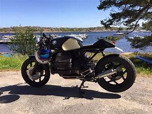 Bmw K 100 Cafe Racer : exclusive bmw k100 cafe racer optimus bikebound ~ Jslefanu.com Haus und Dekorationen