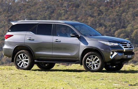 Toyota Car : 2018 Toyota Fortuner Specs And Features