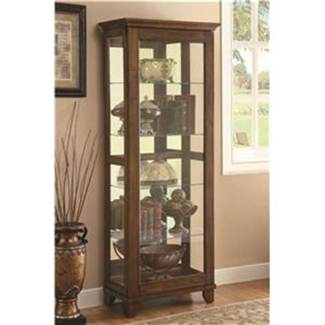 Coaster 4715 Curio Cabinet by Curios Glendale Tempe Scottsdale Avondale