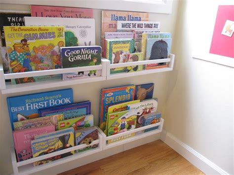Spice Rack For Books by 1000 Ideas About Bookshelves On Home