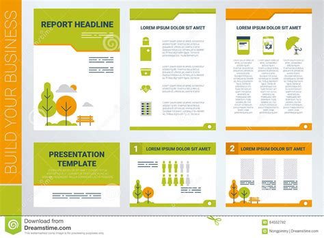 sheet cover   template  green theme