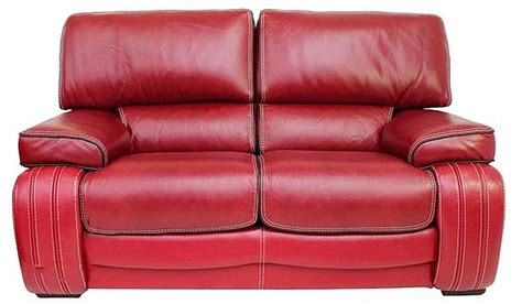 two seater settees leather livorno 2 seater genuine italian leather sofa settee offer