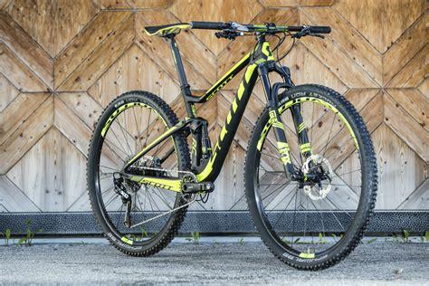 First Ride Scott Spark Plus  Bike Magazine