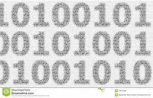 Binary System Stock Illustration  Illustration Of