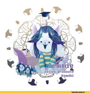 Temmie Undertale Greater and Dog