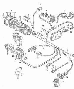 1996 Volkswagen Passat 1 9l Tdi Adapter Wiring Harness