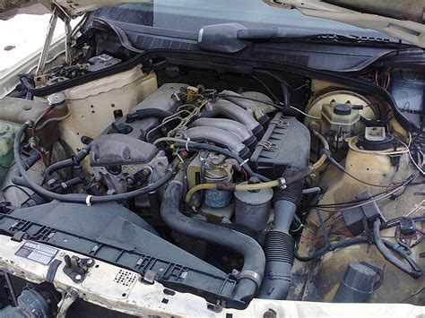 Mercedes-benz Om601 Naturally Aspirated Diesel Engine