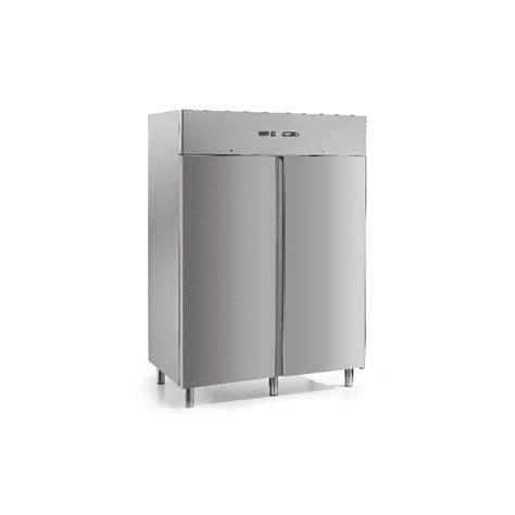 armoire frigo positive afinox avec 2 portes et une