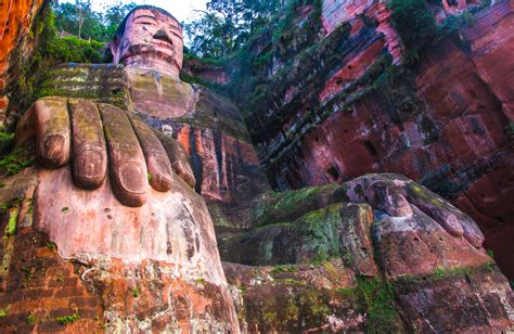Leshan Giant Buddha. | Unusual Traveler