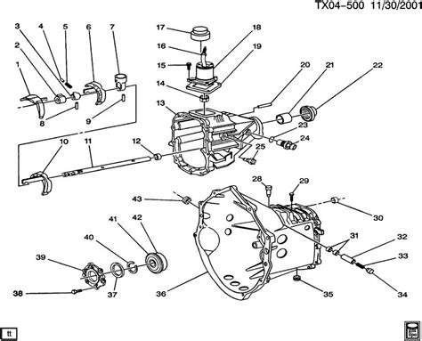 Chevy Manual Nv3500 Transmission Diagram by Cadillac 5 Speed Manual Transmission