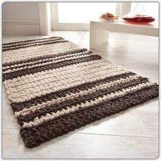 Teppich Selber Weben : teppich aus newline textilgarn h keln ~ Orissabook.com Haus und Dekorationen