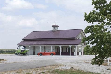 Barry's Garage » Morton Buildings » 3895