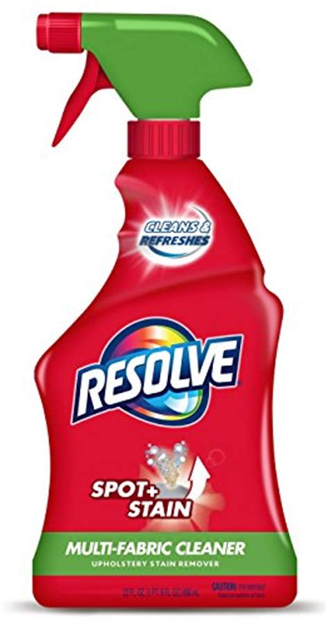 Upholstery Stain Remover by Resolve Multi Fabric Cleaner Upholstery Stain Remover 22