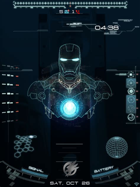 Jarvis Animated Wallpaper Android - os7 animated jarvis theme blackberry theme wallpapers