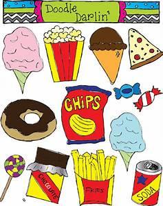 Best Junk Food Clipart #16415 - Clipartion.com