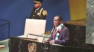 ED articulates Zim foreign policy stance | The Herald