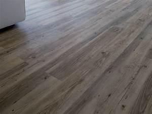 Pavimento de vinilo imitación madera CREATION CLIC SYSTEM by GERFLOR