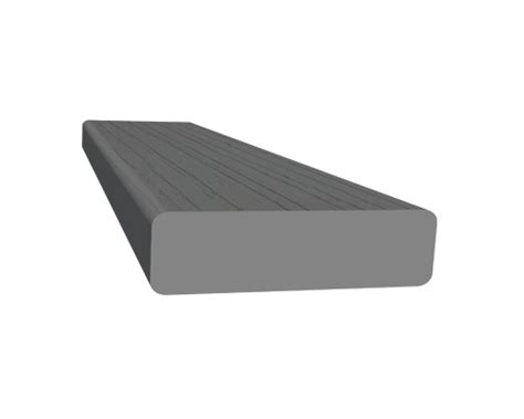 lumberock composite lumber    board