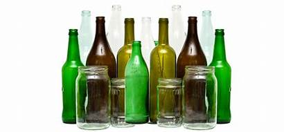 Glass Recycling Recycle Bottles Begins